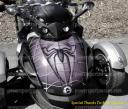 Can-am Spyder Trunk wrap, decals, graphics, venom spyder- Powersportswraps.com