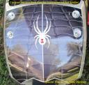 Can am Spyder, BRP, decals, stickers, vinyl graphics, Trunk wrap Powersportswraps.com