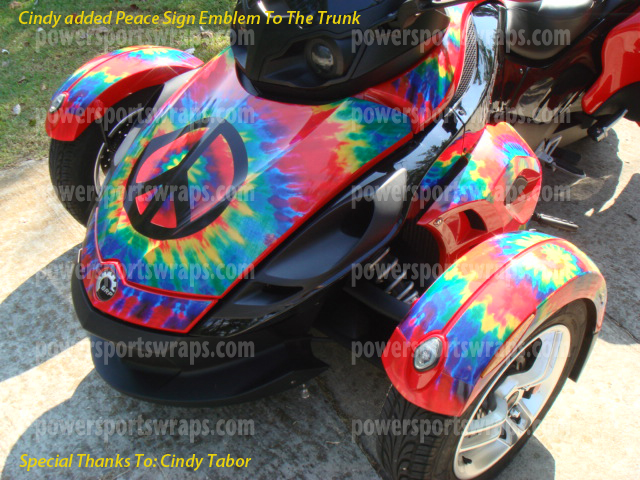 Graphics For Tie Dye Motorcycle Graphics Wwwgraphicsbuzzcom - Vinyl bike wrapgraphics for motorcycle tank wrap graphics wwwgraphicsbuzzcom