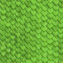 Monster Lime Green Wrapping film material