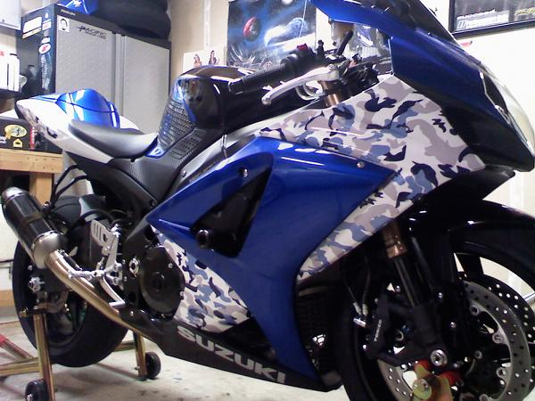 Motorcycle Wrapping Film Archives Powersportswrapscom - Vinyl bike wrapmotorcycle wrap archives powersportswrapscom