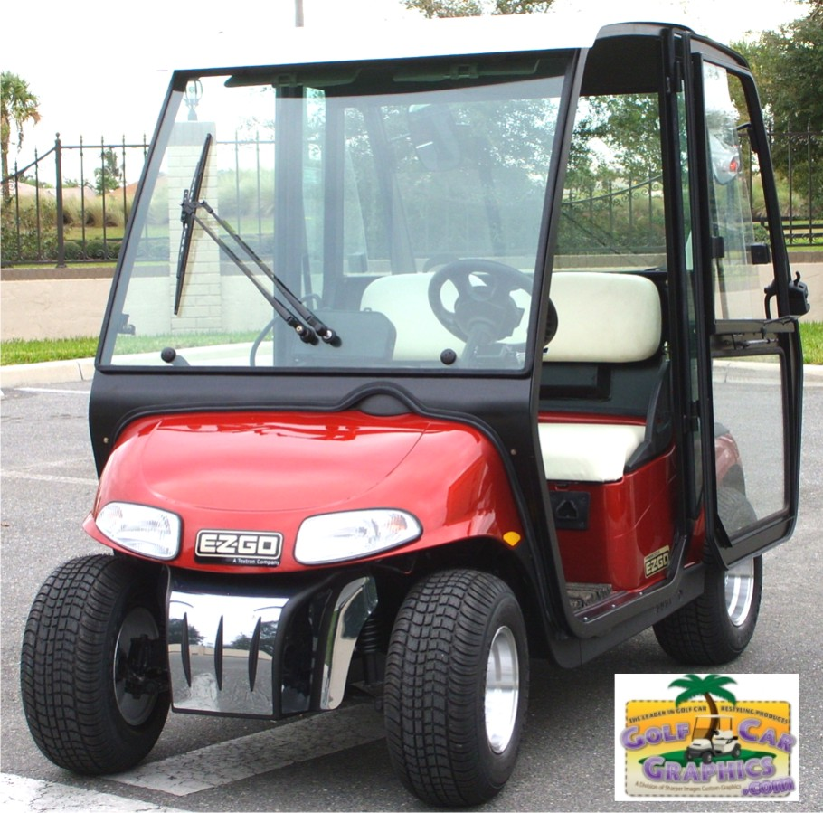 Ez go rxv golf car archives powersportswraps red rxv 1g sciox Image collections