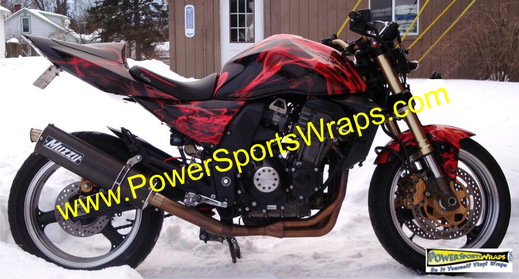 Motorcycle Vinyl Wraps Archives Powersportswrapscom - Vinyl bike wrapmotorcycle wrap archives powersportswrapscom