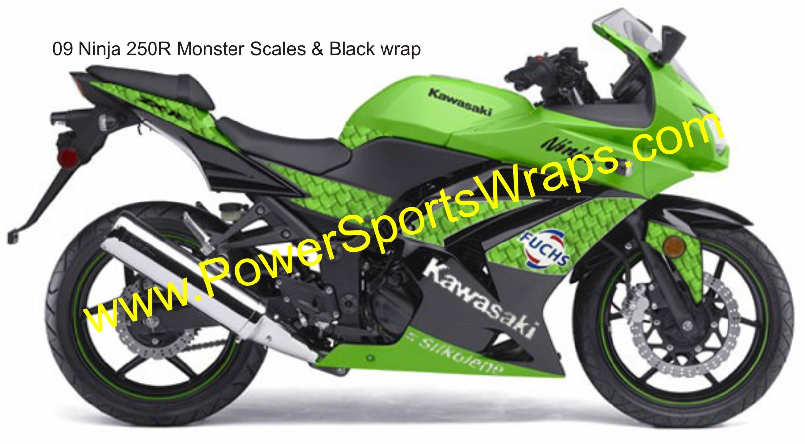 Monster Wrap Archives Powersportswrapscom - Vinyl bike wrapmotorcycle wrap archives powersportswrapscom