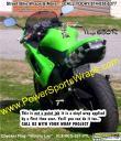 Ninja wrap, motorcycle wraps, Ninja 650R, Ninja 650R wrap, Ninja 650R decals, Ninja graphics, Ninja 650 R, Ninja checker flag, street bike wrap, stunt bike wraps, stunt bike vinyl, stunt bike