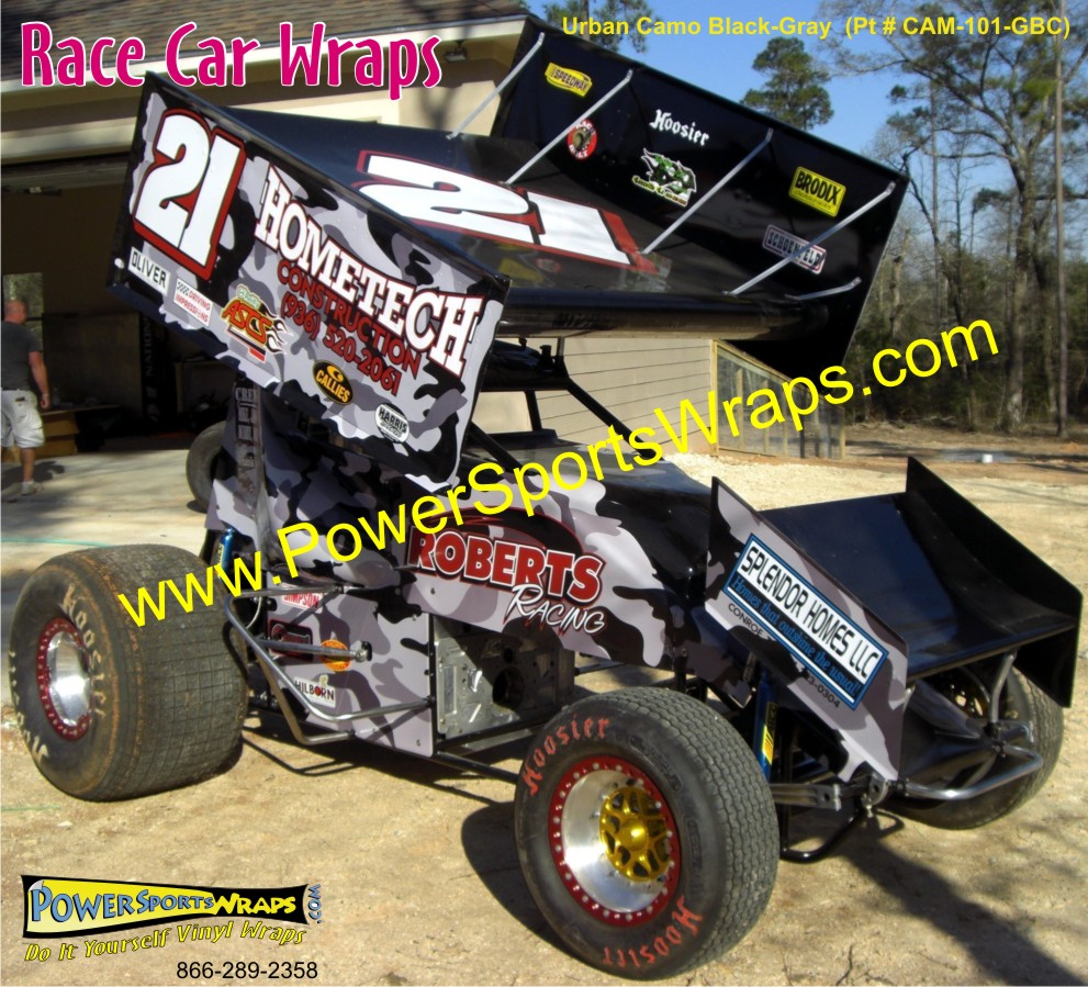 Sprint Car Wraps Race Car Wraps Racing Wraps Race Car