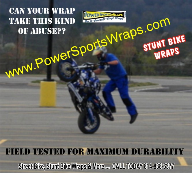 Stunt Bike Decals Archives Powersportswraps Com