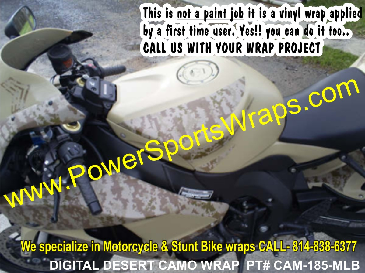Honda Wrap Archives Powersportswrapscom - Vinyl bike wrapmotorcycle wrap archives powersportswrapscom