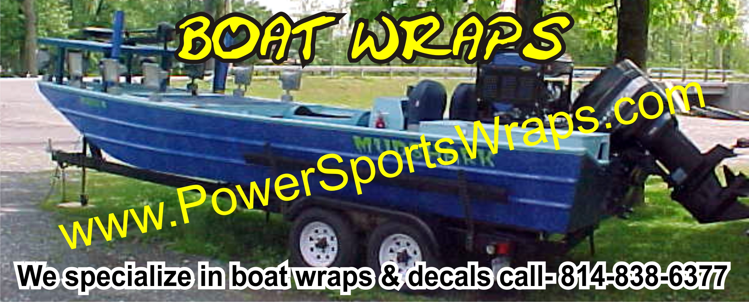 Boat wraps archives page 2 of 2 for Fishing boat decals