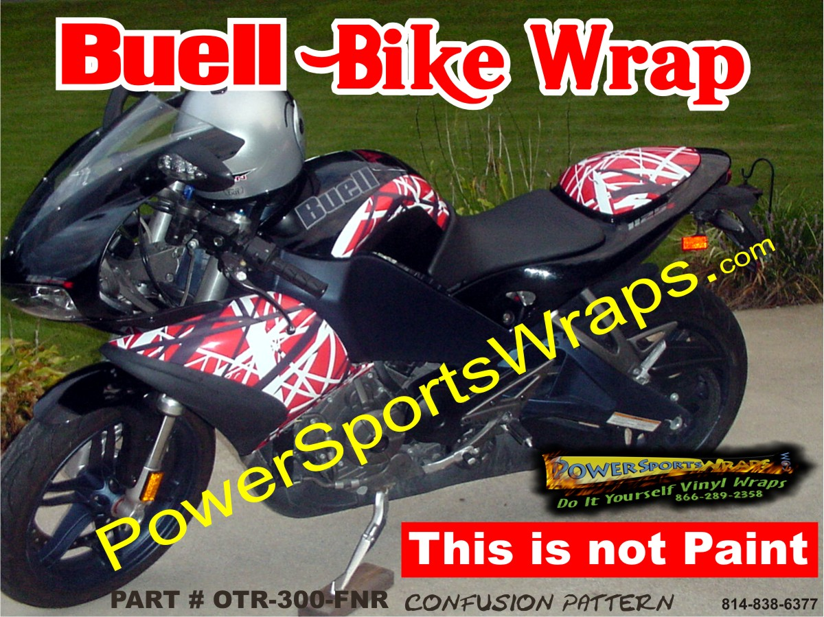 BUELL GRAPHICS KIT Archives Powersportswrapscom - Motorcycle helmet decals kits
