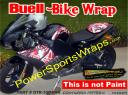BUELL BIKE WRAP, BUELL 1125, BUELL DECAL KIT, BUELL GRAPHICS KIT, BUELL 1125 WRAP FROM POWERSPORTSWRAPS.COM