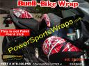 BUELL BIKE WRAP, BUELL 1125, BUELL DECAL KIT, BUELL GRAPHICS KIT, BUELL 1125 WRAP FROM POWERSPORTSWRAPS.COM WRAPS FROM $65.00