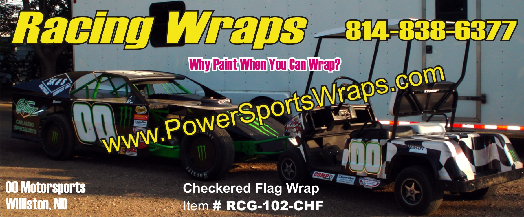Golf Cart Graphics Archives Powersportswraps Com