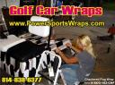 car wrap, auto wraps, bike wraps, golf cart wraps, golf cart, golf cart decals, golf cart graphics, racing, racing decals, racing wraps, checker flag, checkers,