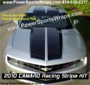 2010 Camaro Rally Stripes, Camaro, Camaro racing stripes, yenko, Rally Sport stripes, Rally Sport, Racing Stripes, GT Stripes, RS stripes