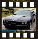 Dodge Challenger custom decal kit in digital camo from www.powersportswraps.com 814-838-6377