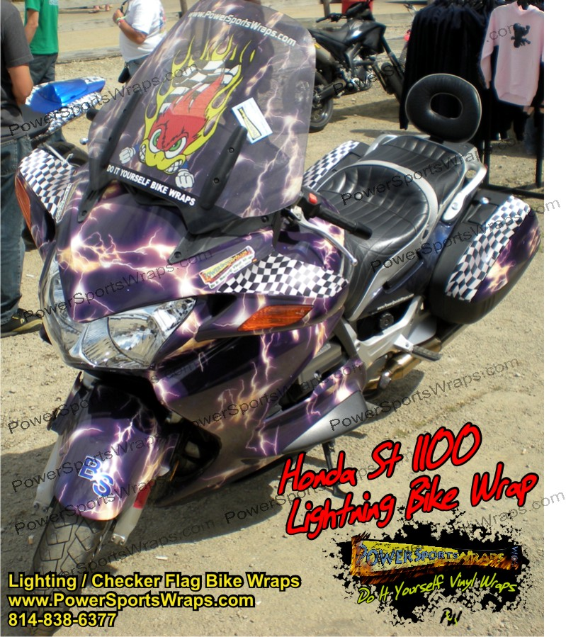 Motorcycle Wraps Archives Page Of Powersportswrapscom - Vinyl skins for motorcyclestrue fire bike wrap archives powersportswrapscom