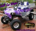 golf car vinyl wraps.. You apply just peel & stick from $42.00 per sheet ONLY from www.PowerSportsWraps.com