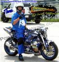 Tboz, Tommy Bosley, PowerSportsWraps support Rider, Stunt rider Tommy Bosley,