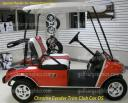 Chrome, Gold or Black fender trim molding for golf carts, fits all brands www.golfcargraphics.com