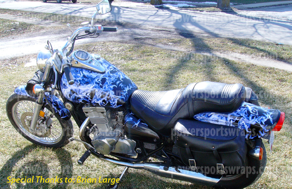 Cruiser Decals Archives Powersportswrapscom - Vinyl bike wrapmotorcycle wrap archives powersportswrapscom