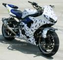 skull wrap, skulls, skull vinyl, stunt bikes, street fighter, street wraps, sport bike wraps for all makes PowerSportsWraps.com