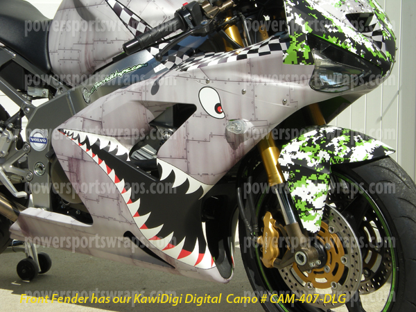 Vinyl Archives Powersportswrapscom - Vinyl bike wrapmotorcycle wrap archives powersportswrapscom