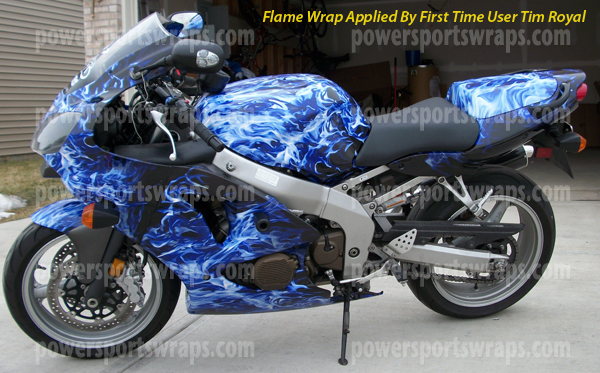 Sport Bike Decals Archives Powersportswrapscom - Vinyl bike wrapmotorcycle wrap archives powersportswrapscom