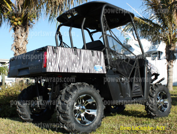 Side X Side wraps, wraps, decals & more for all makes of UTV, Side X Sides & ATV units. Shop our store: www.powersportswraps.com