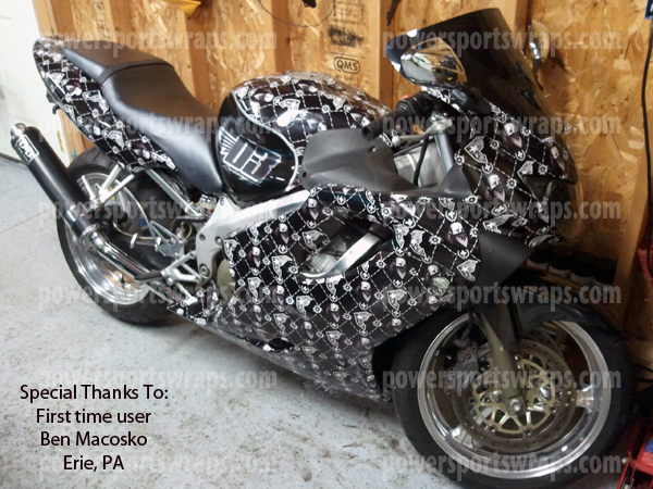 Cruiser Wraps Archives Powersportswrapscom - Vinyl bike wrapmotorcycle wrap archives powersportswrapscom