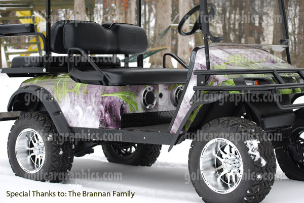 Golf Cart Wraps Archives | Page 2 of 5 | Powersportswraps com