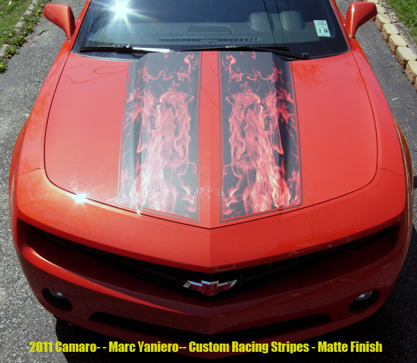 Camaro Stripes Archives Powersportswraps Com
