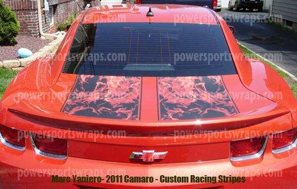 Camaro Stripes Archives Powersportswraps Com