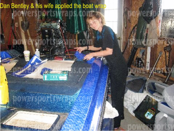 Bass boat wrap boat wraps made to order do it yourself boat wraps custom boat wraps for all makes models diy produced so you can apply it yourself solutioingenieria Choice Image
