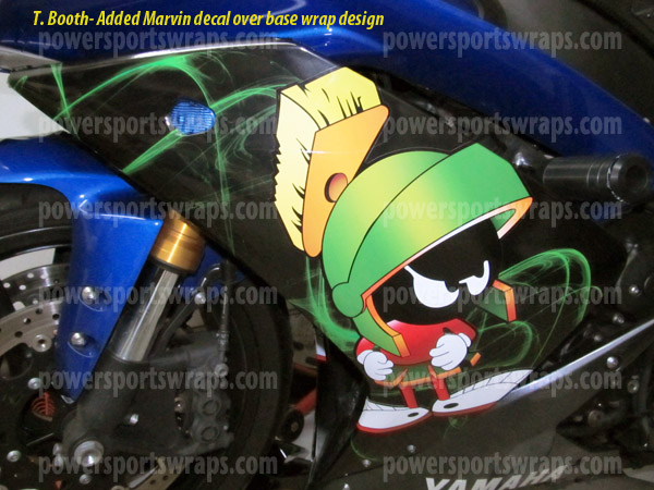 R Wrap Archives Powersportswrapscom - Vinyl bike wrapmotorcycle wrap archives powersportswrapscom