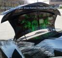 Chevy camaro custom vinyl SS racing stipe kit provided as a do it yourself apply by: powerSportsWraps.com