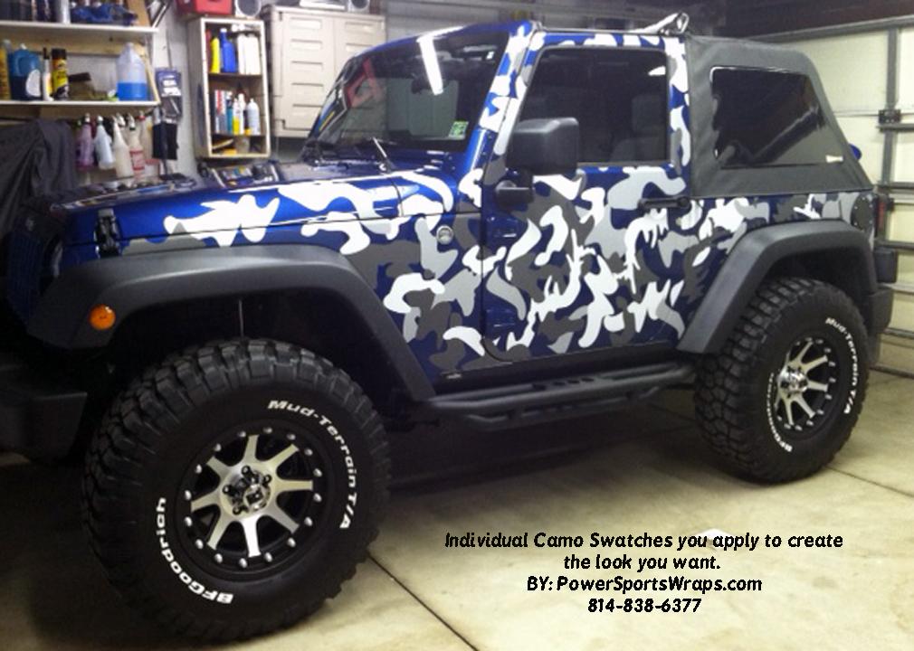 Jeep Wraps Archives Powersportswraps Com