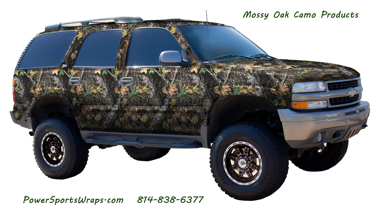 Mossy Oak Camouflage Vinly Wrapping Film 3m Camo