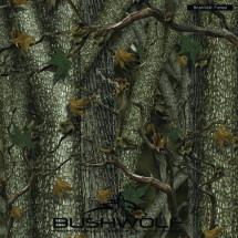 BrushWolf Forrest Camouflage Wrap