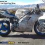 Dirty Air Craft Metal Sport Bike Wrap