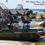 Air Boat- Shark Face decal