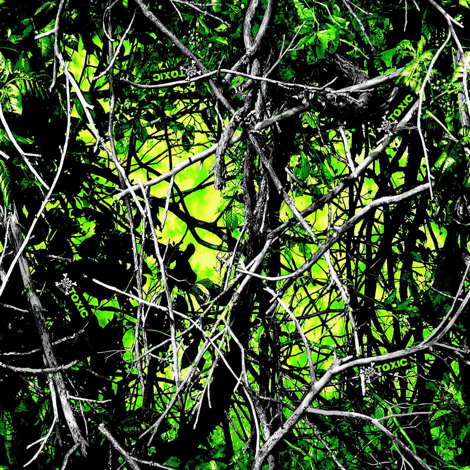 Moon Shine Toxic Camouflage Powersportswraps Com