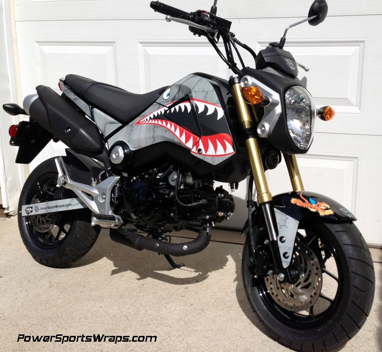 Honda grom new 2017 2018 honda reviews for 2018 honda grom top speed